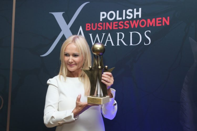 X GALA POLISH BUSINESSWOMEN AWARDS