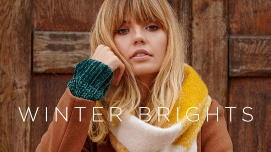 Sinsay Winter Brights 1 SInsay Winter Brights czyli zima w kolorze