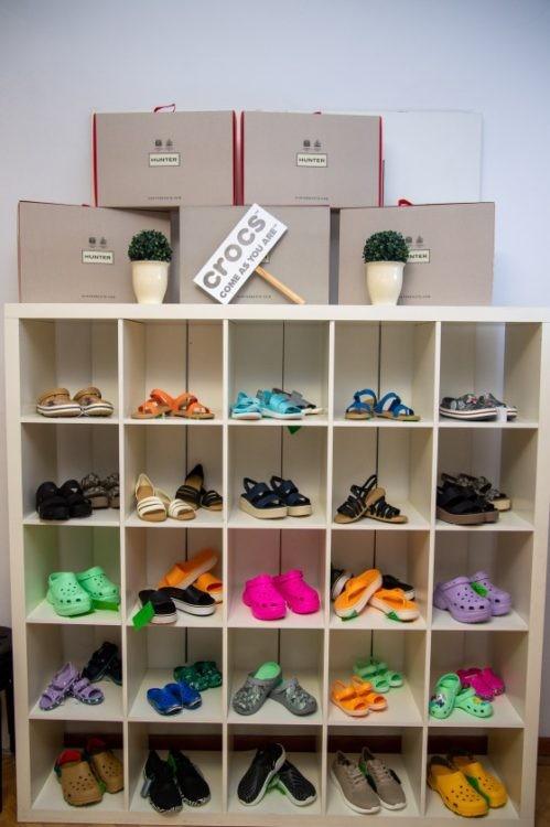 Khaki showroom