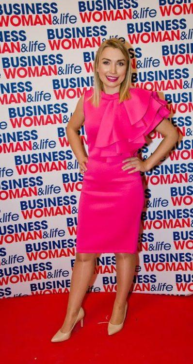 VI GALA CHARYTATYWNA Businesswoman & life