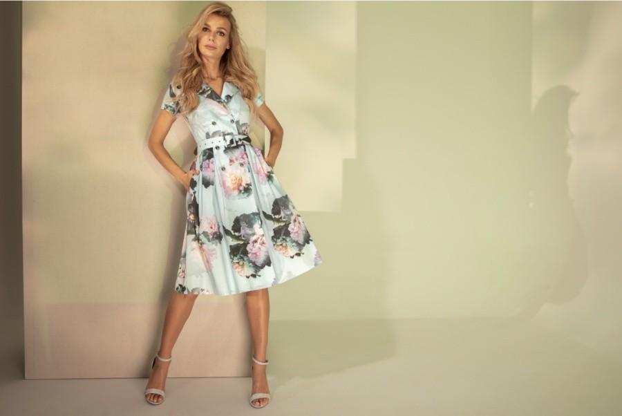 Midori 2020 Wiosna Lato Kobieta w sukience Najnowsza kolekcja Midori Feminine Fashion