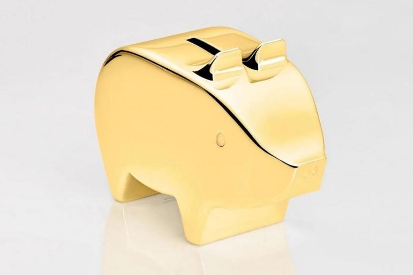 Most Expensive Piggy Bank 1170x780 1 Musisz mie fortun by trzyma w niej drobne Najdro sza na wiecie winka skarbonka
