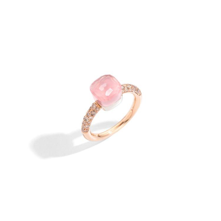 NOBLE PLACE PIER CIONEK POMELLATO 10750PLN 750x750 Nudo Pink marki Pomellato 8211 w najnowszej kolekcji kr luje delikatno