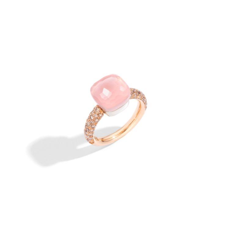NOBLE PLACE PIER CIONEK POMELLATO 15050PLN 750x750 Nudo Pink marki Pomellato 8211 w najnowszej kolekcji kr luje delikatno