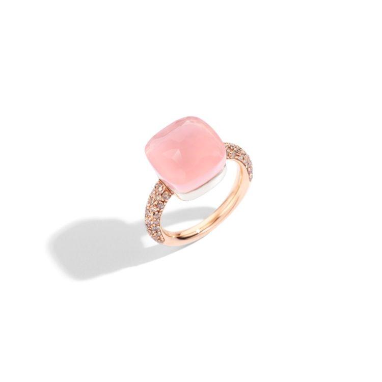 NOBLE PLACE PIER CIONEK POMELLATO 18920PLN 750x750 Nudo Pink marki Pomellato 8211 w najnowszej kolekcji kr luje delikatno
