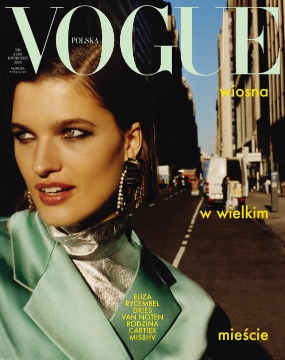 Vogue Polska okładka nr 24