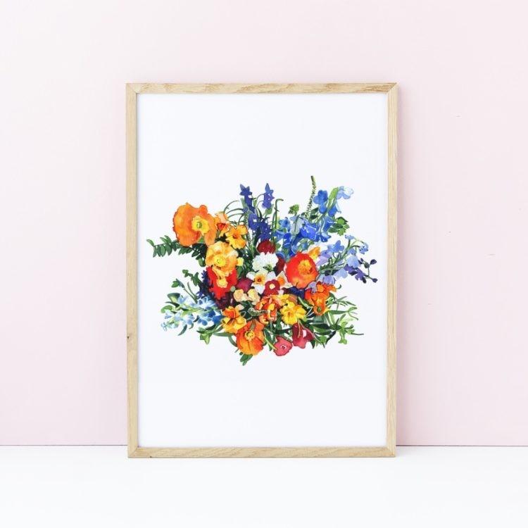 PakameraPL Aleksandra Stanglewicz ilustracja 59pln 5 750x750 Pomys y na dekoracje wielkanocne