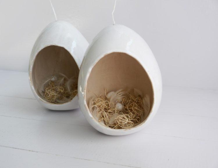 PakameraPL Bordo gniazdo dekoracja jajko 145pln 1 750x579 Pomys y na dekoracje wielkanocne
