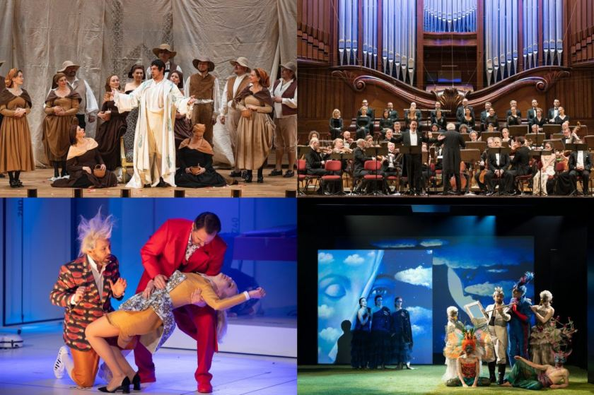 #gdyoperadrzwiotwiera – Warszawska Opera Kameralna dla najmłodszych