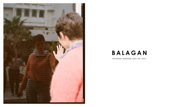 Kampania balagan SS2020 750x459 BALAGAN STUDIO prezentuje wiosenn kolekcj w kampanii Togetherstate 8221