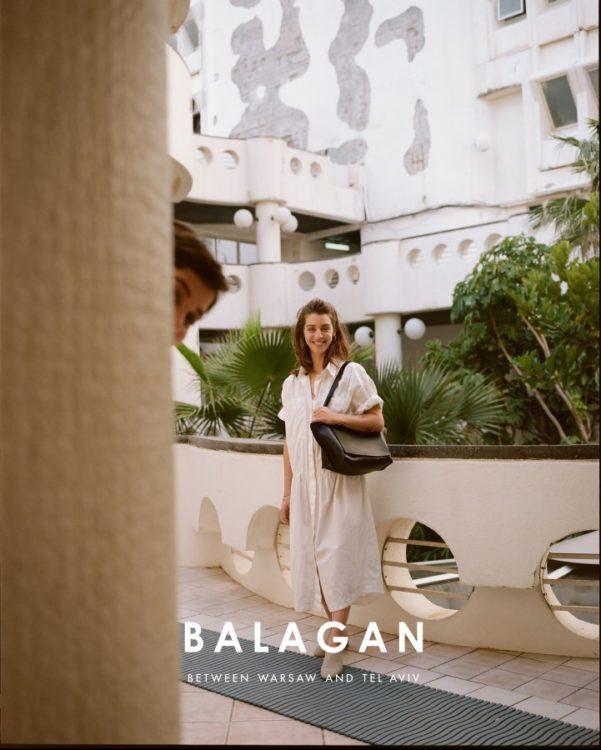 Kampania balagan SS202017 601x750 BALAGAN STUDIO prezentuje wiosenn kolekcj w kampanii Togetherstate 8221