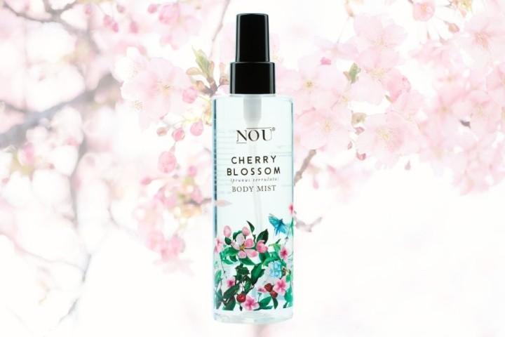 Mgielka cherry blossom Mgie ka do cia a NOU Cherry Blossom Nowo w 8222 ogrodzie 8221 NOU