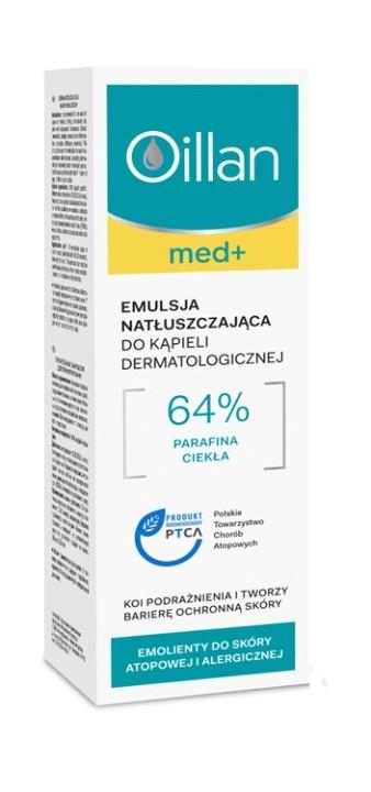 Oilan emulsja do kapieli 64p Profilaktyka w czasach koronawirusa