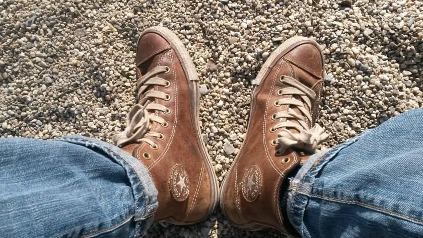 Sneakers 825849 1280 1 Sk rzane sneakersy Chuck Taylor All Star propozycja na ch odniejsze dni